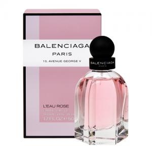 Balenciaga 10 Avenue George V  L Eau Rose